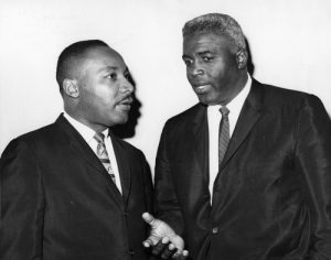 Jackie Robinson MLK 09-19-62