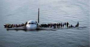 Sully on the Hudson (Courtesy of Values.Com)