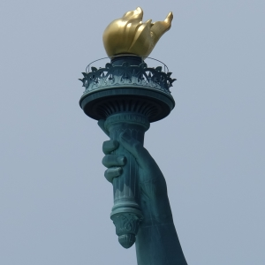 Freedom's Torch (Courtesy of Liberty Ellis Island Foundation)