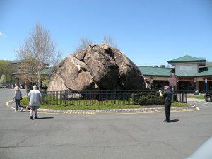 Indian Rock. Montebllo, NY