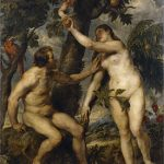 The Fall of Man by Peter Paul Rubens.